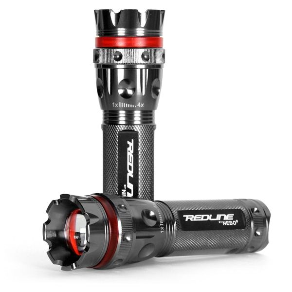 photo of a Nebo Tools flashlight