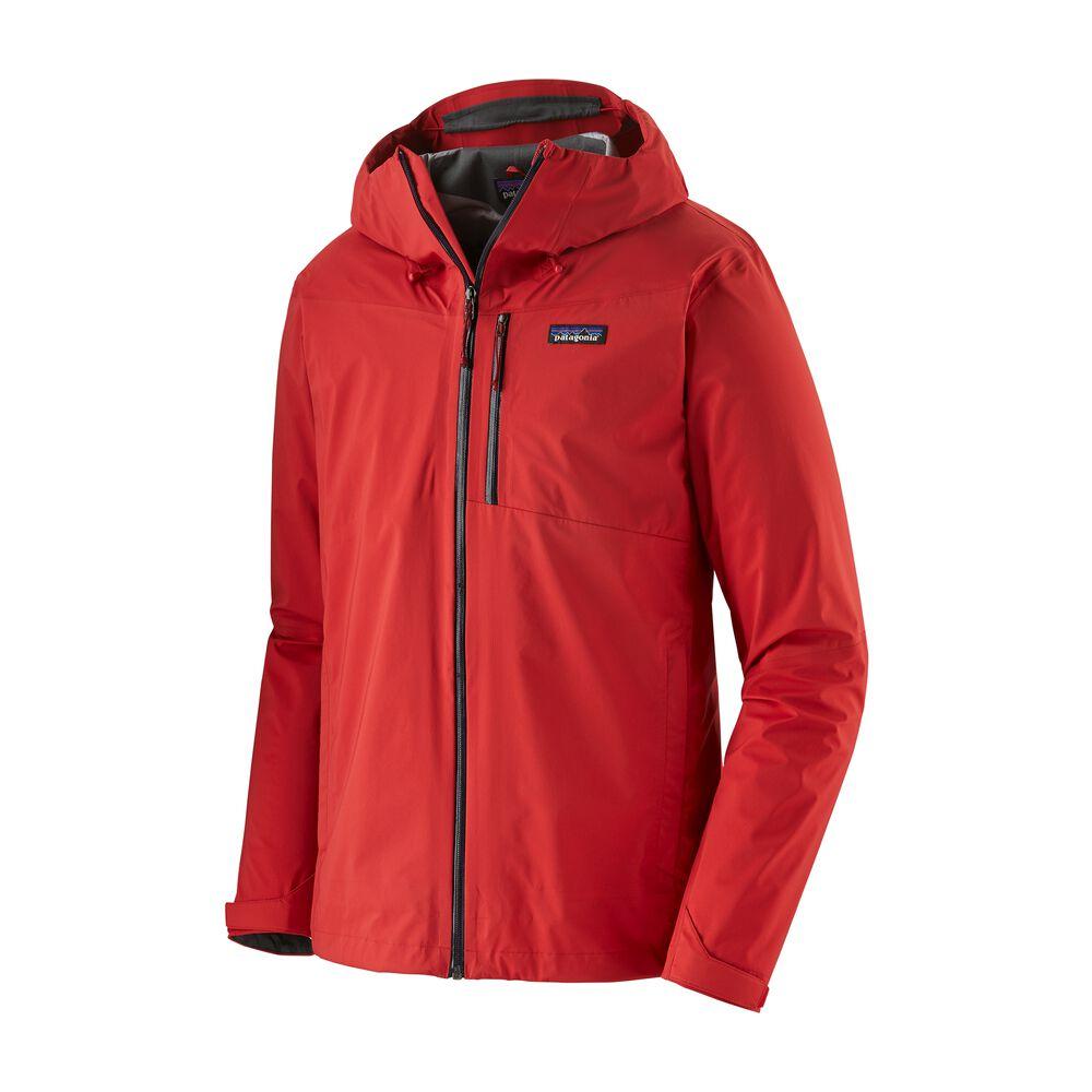 photo: Patagonia Men's Rain Shadow Jacket waterproof jacket