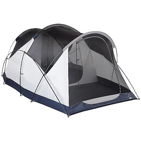 photo: Sierra Designs Wu Hu Annex 6+2 3-4 season convertible tent