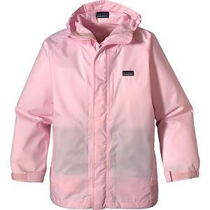 photo: Patagonia Girls' Rain Shadow Jacket waterproof jacket