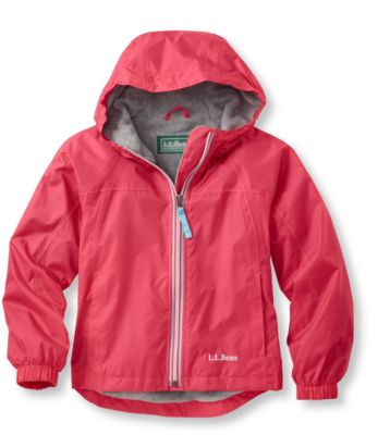 photo: L.L.Bean Discovery Rain Jacket, Lined waterproof jacket