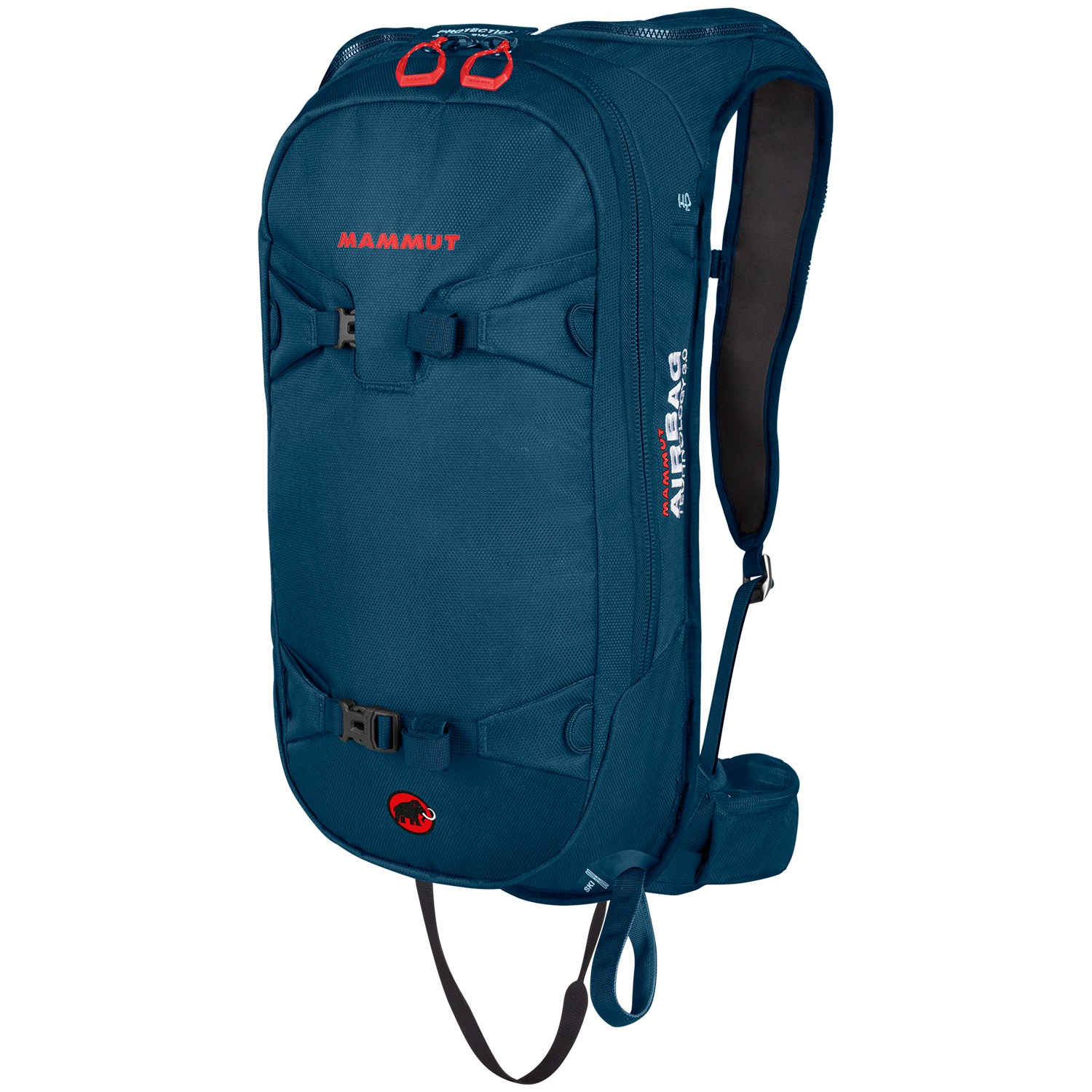 photo: Mammut Rocker Removable Airbag 3.0 avalanche airbag pack