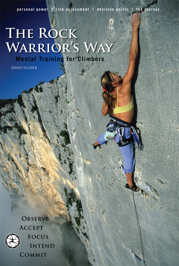 photo of a Desiderata Institute climbing book