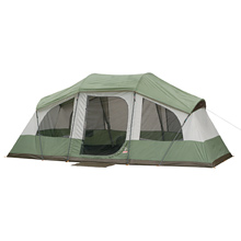 photo Coleman Weathermaster 3-Room Tent warm weather tent  sc 1 st  Trailspace & Coleman Weathermaster 3-Room Tent Reviews - Trailspace.com