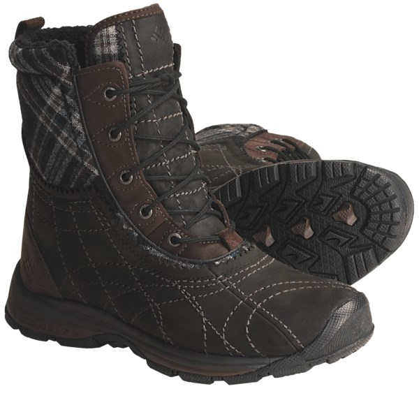 photo: Columbia Bugaice 2 Omni-Tech winter boot