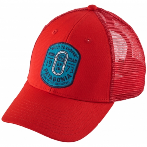Patagonia Ironmongers Badge LoPro Trucker Hat
