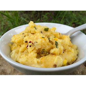 Packit Gourmet Santa Fe Breakfast Corn Pudding