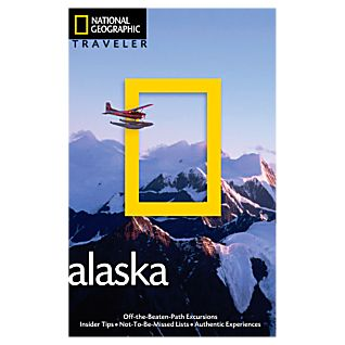photo: National Geographic Traveler Alaska us pacific states guidebook
