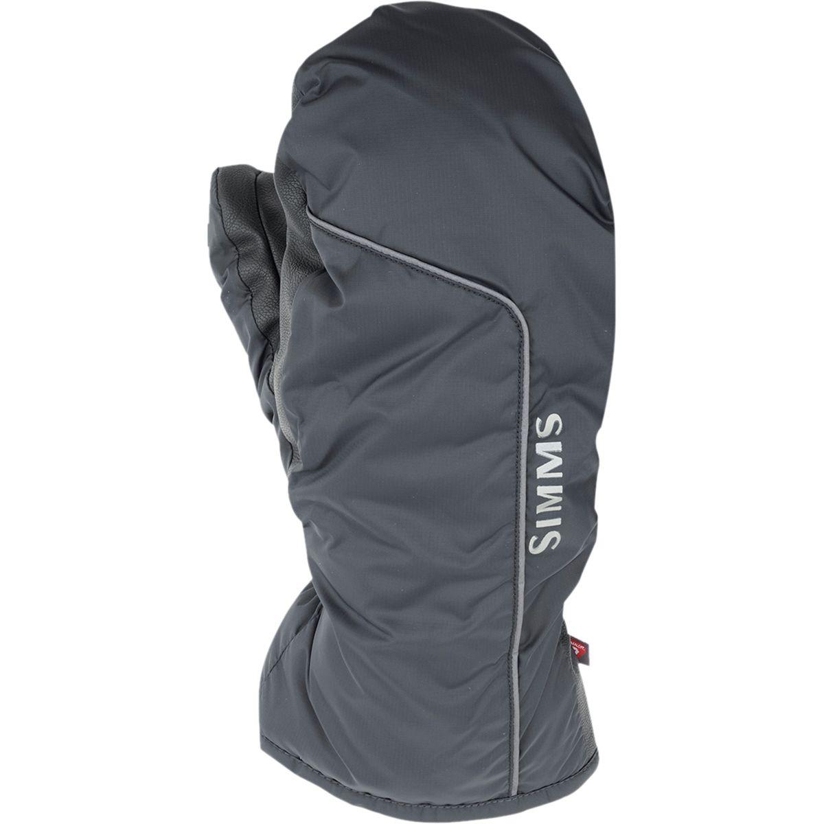 photo: Simms Warming Hut Glove insulated glove/mitten