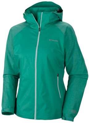 photo: Columbia Hot Thought Jacket waterproof jacket