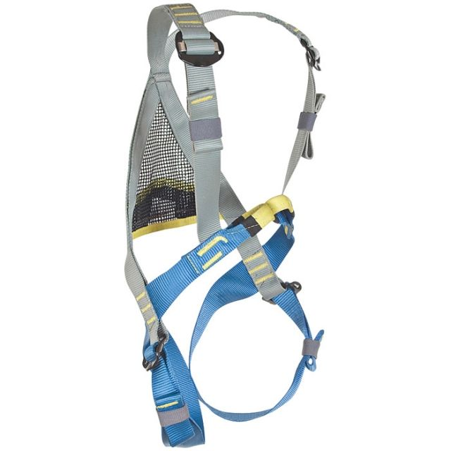 photo: Edelweiss Spider full-body harness