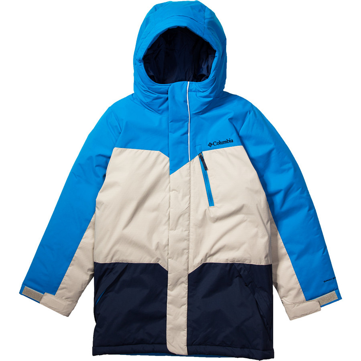 photo: Columbia Eager Air Long Jacket synthetic insulated jacket