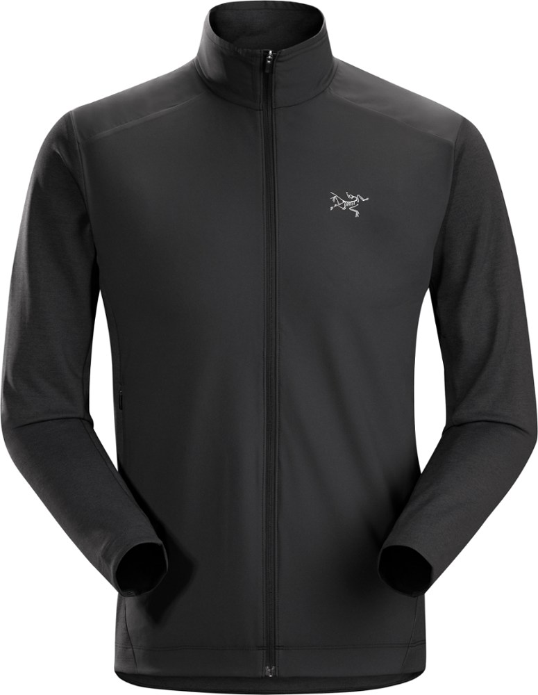 photo: Arc'teryx Stradium Jacket fleece jacket