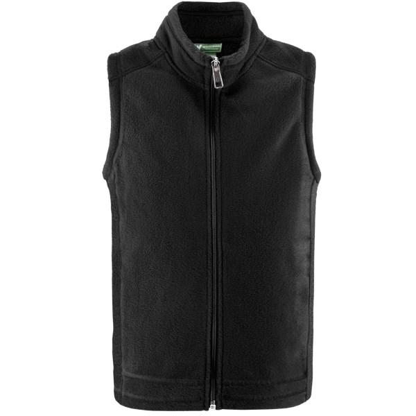 White Sierra Sierra Mountain Fleece Vest