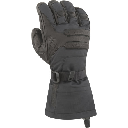 photo: Black Diamond Vision Glove insulated glove/mitten