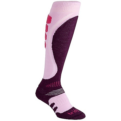 photo of a Bridgedale snowsport sock