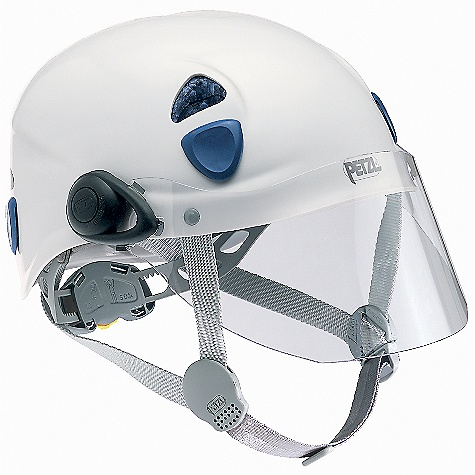 photo: Petzl Vizion climbing helmet