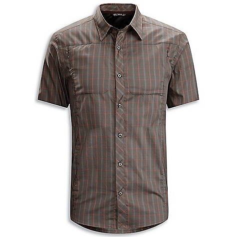photo: Arc'teryx Ridgeline Shirt SS hiking shirt
