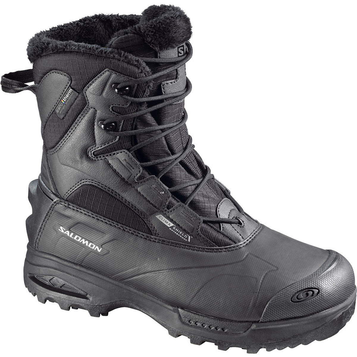 photo: Salomon Toundra Mid WP winter boot