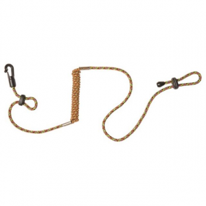 photo: Cascade Creek Multi-colored Coiled Paddle Leash paddling accessory