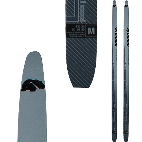 photo: Karhu Pioneer Jr. nordic touring ski