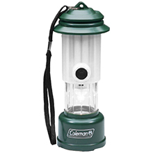 photo: Coleman Companion Lantern battery-powered lantern