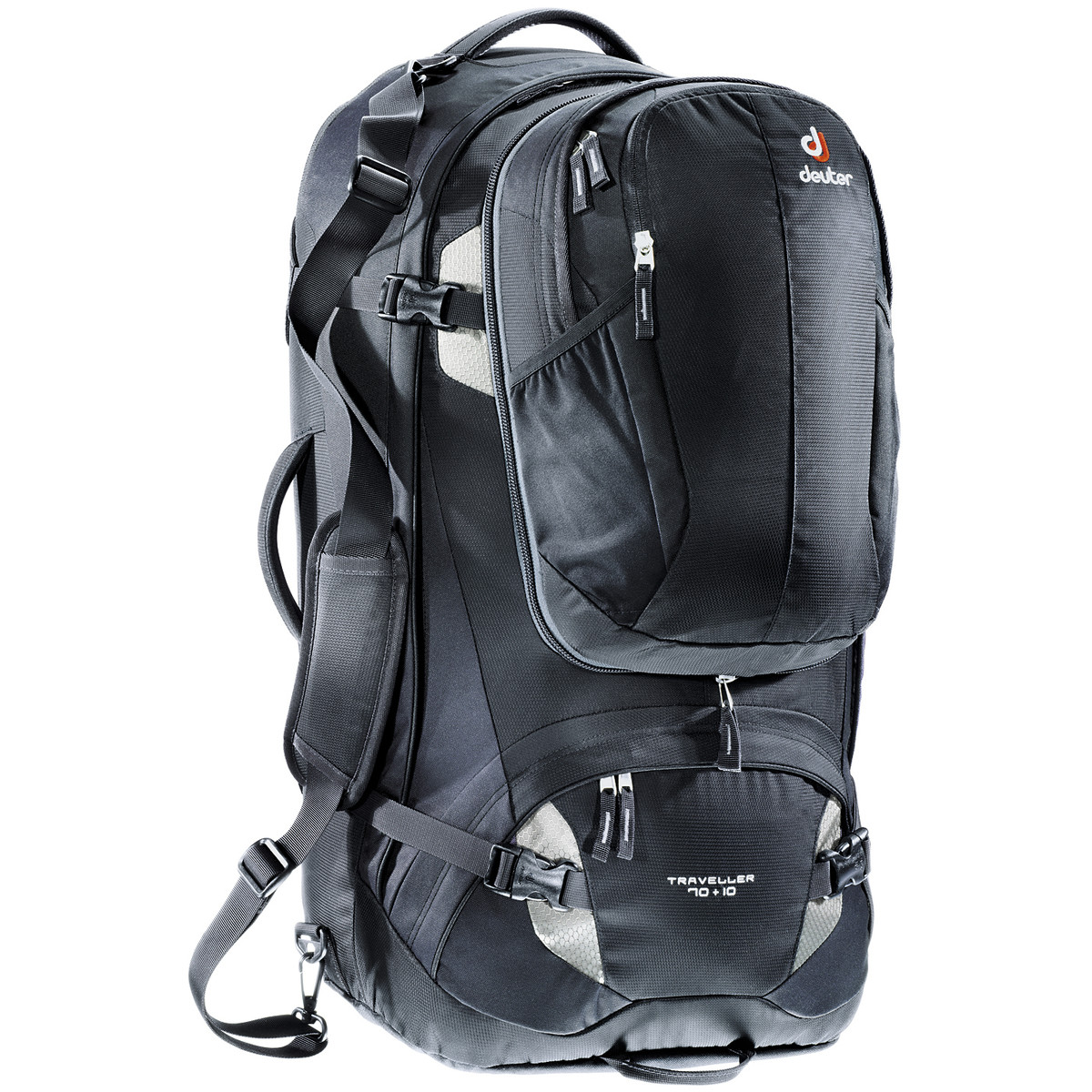 photo: Deuter Traveller 70+10 weekend pack (3,000 - 4,499 cu in)