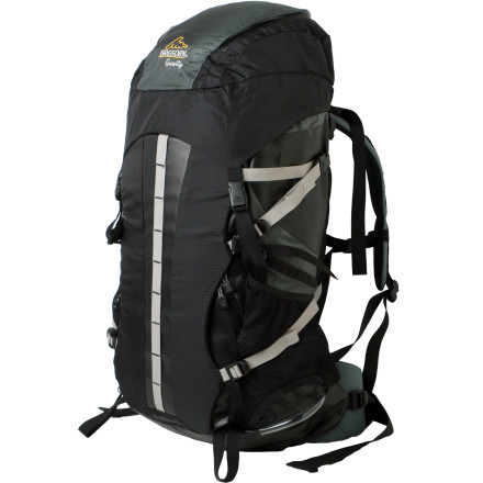 photo: Gregory Gravity weekend pack (3,000 - 4,499 cu in)