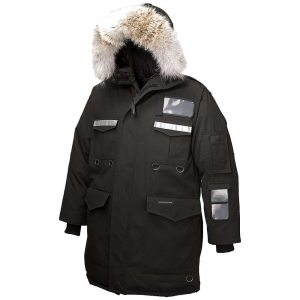 canada goose resolute parka review