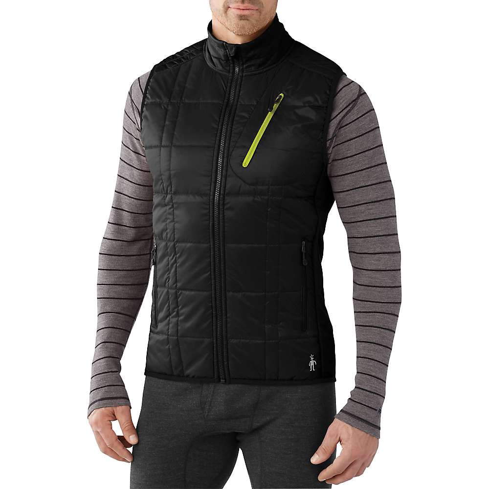 photo: Smartwool Corbet 120 Vest synthetic insulated vest