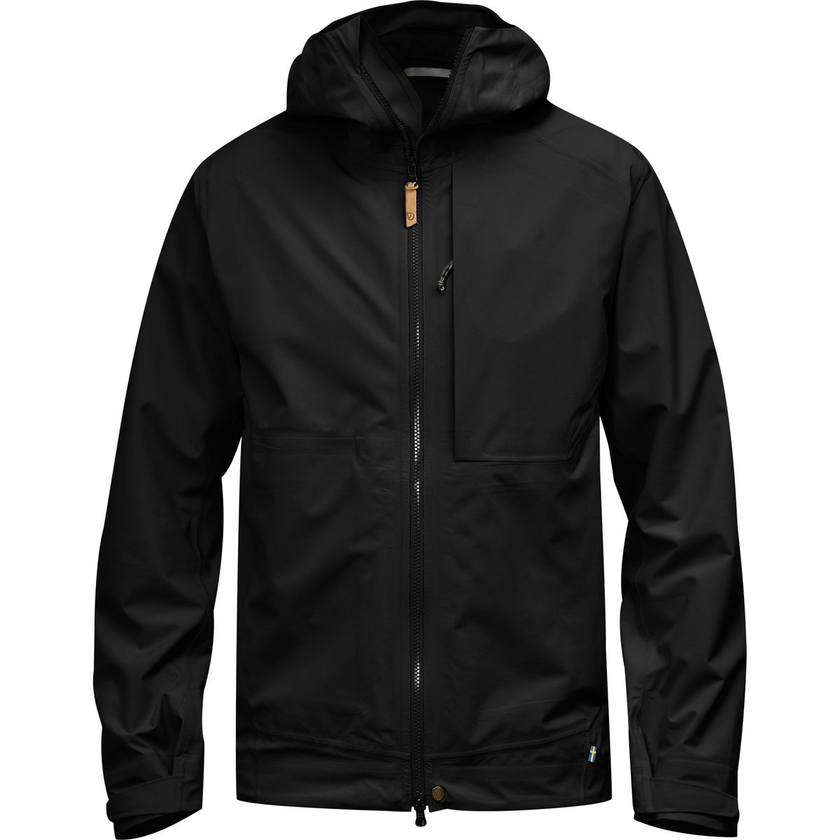 photo: Fjallraven Abisko Eco-Shell Jacket waterproof jacket