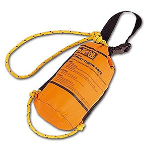 World Famous 50' Throw Rope Bag