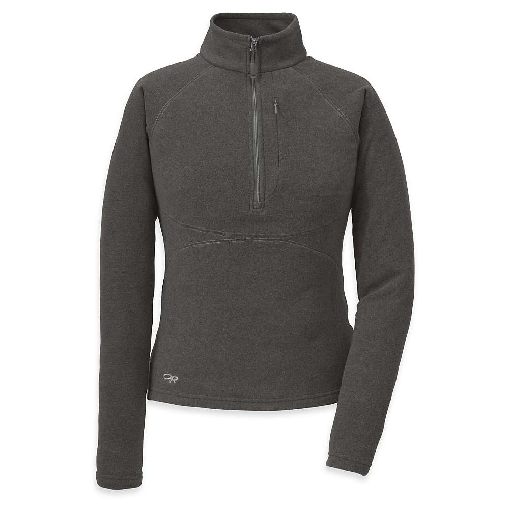 photo: Outdoor Research Women's Soleil Pullover fleece jacket