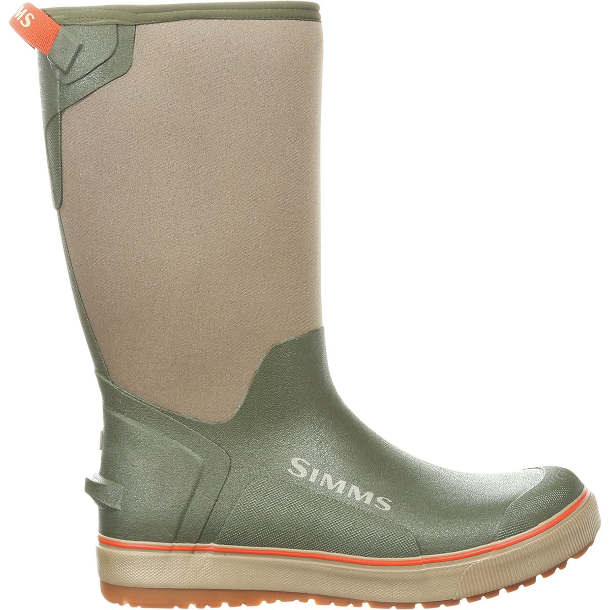 """Simms Riverbank Pull-On Boot 14"""""""