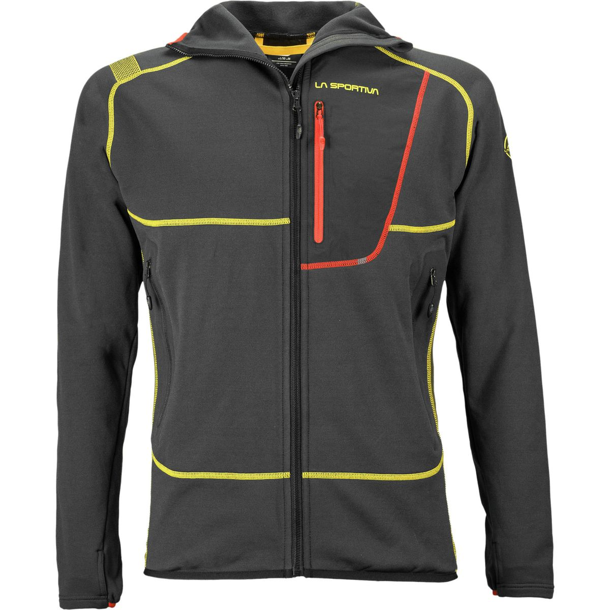 photo: La Sportiva Source Hoody fleece jacket