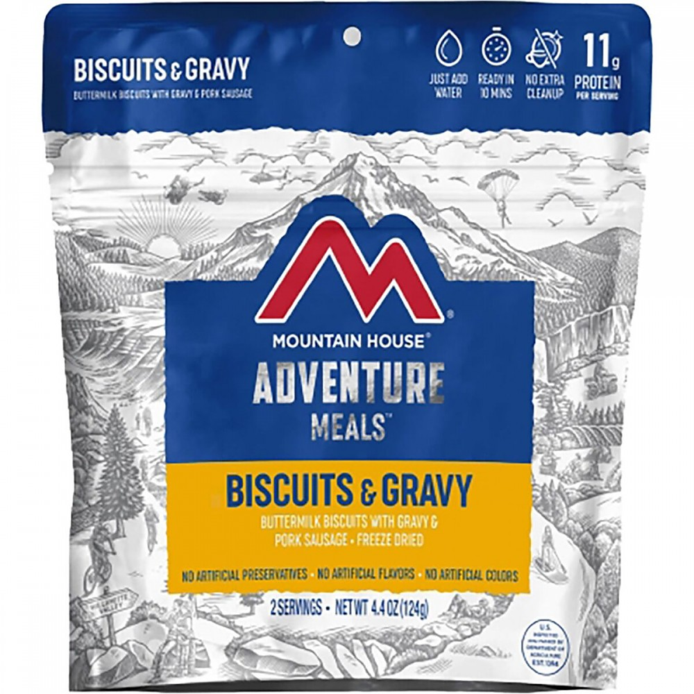 photo: Mountain House Biscuits and Gravy snack/side dish