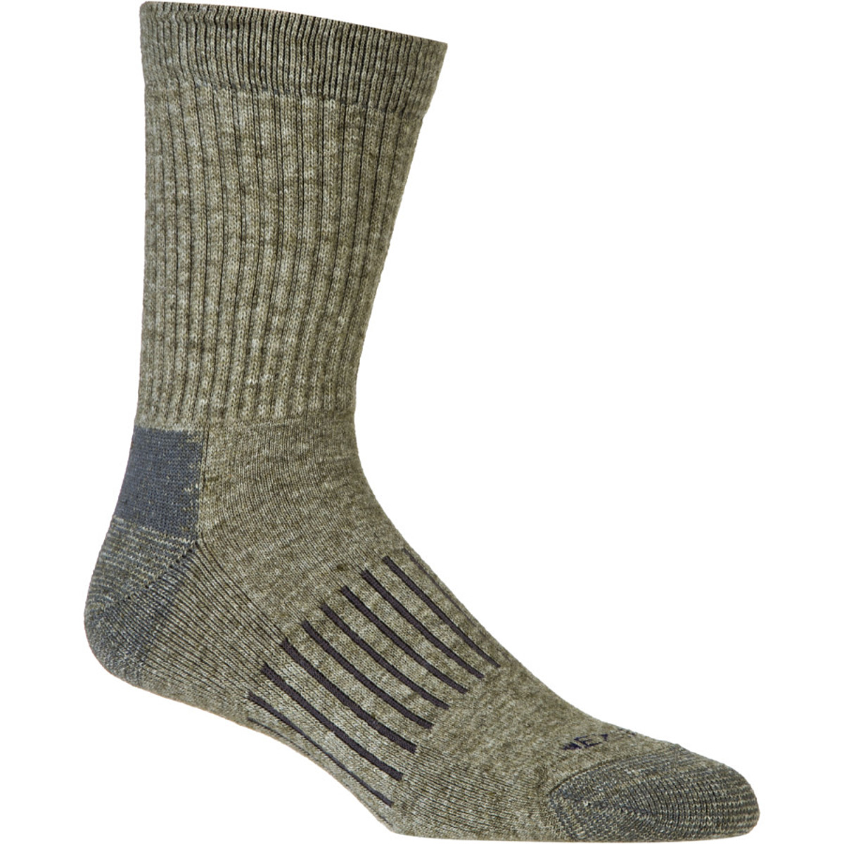photo: ExOfficio Insect Shield Purdom Hiker Sock hiking/backpacking sock