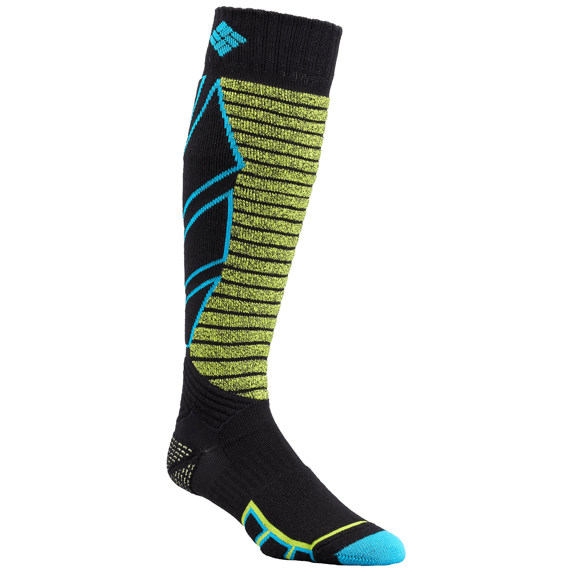 photo: Columbia Premium Lightweight Snowboard Sock snowsport sock