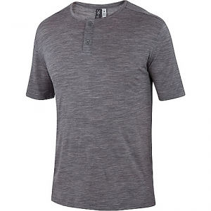 photo: Ibex Henley T short sleeve performance top