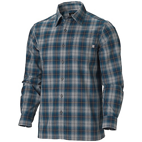 photo: Marmot Men's Copperhead Long-Sleeve hiking shirt