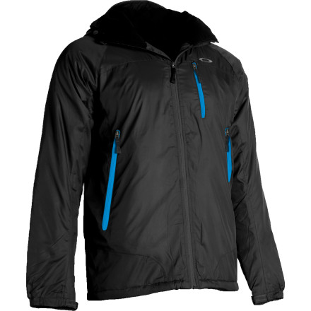 photo: Oakley Thermogenic Jacket synthetic insulated jacket