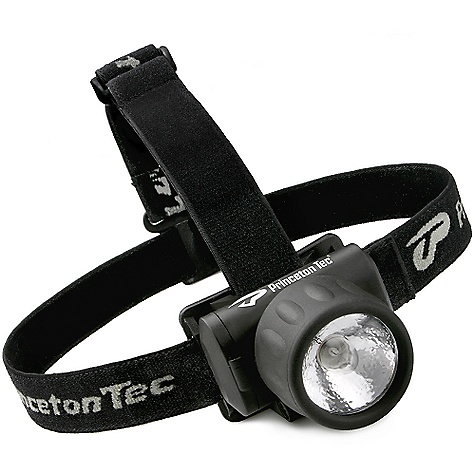 photo: Princeton Tec Quest headlamp