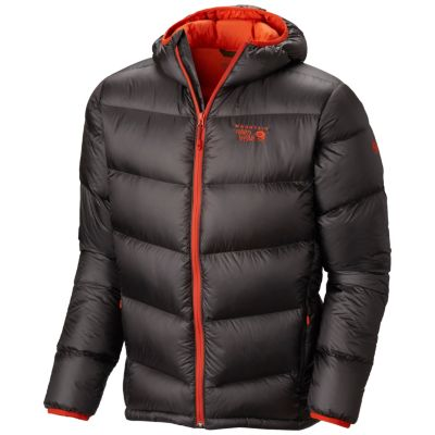 photo: Mountain Hardwear Kelvinator Hooded Jacket down insulated jacket