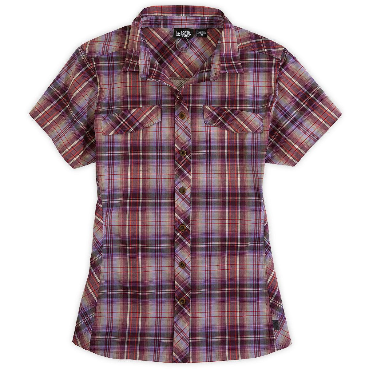 EMS Trailhead Plaid Shirt, S/S