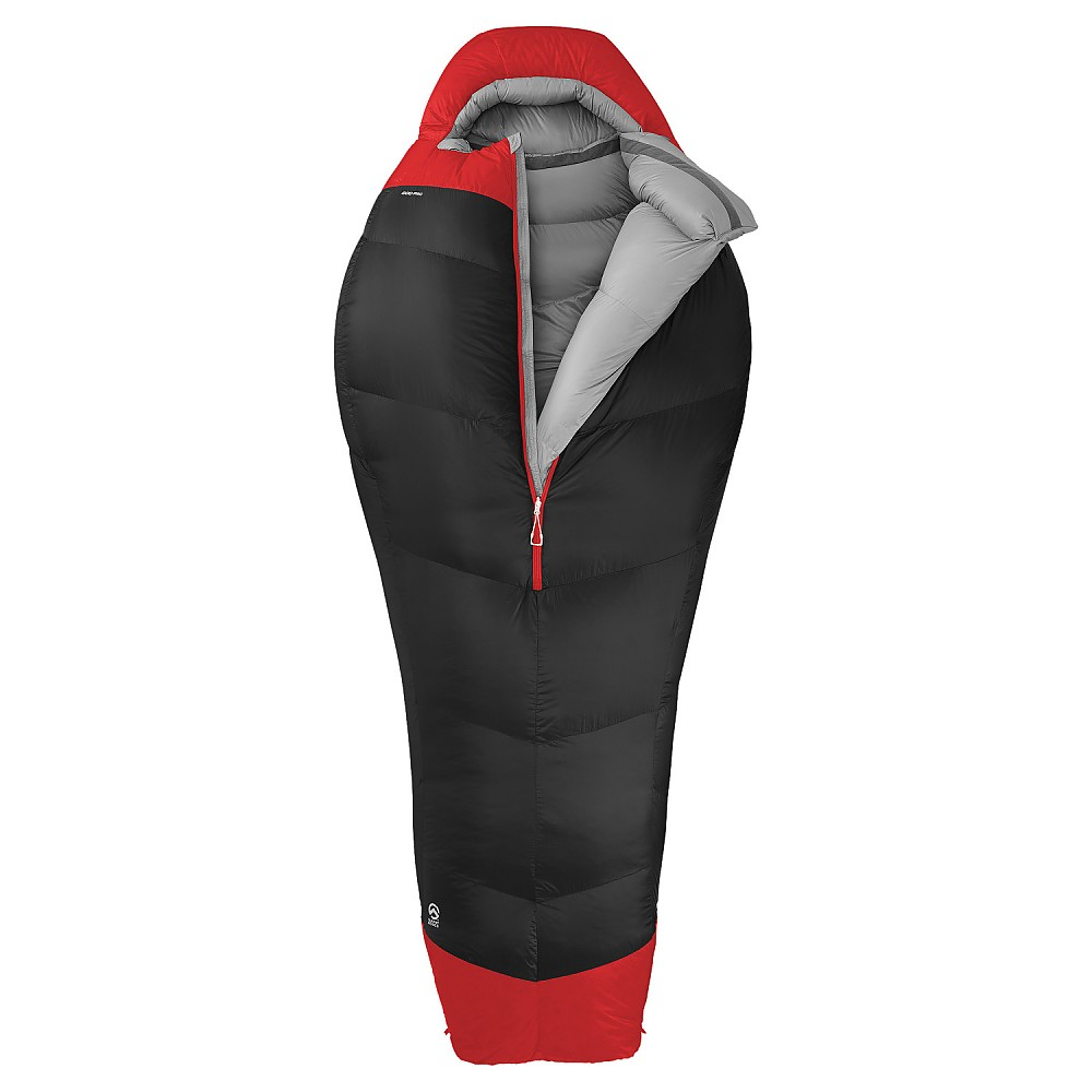 photo: The North Face Inferno -40F/-40C cold weather down sleeping bag