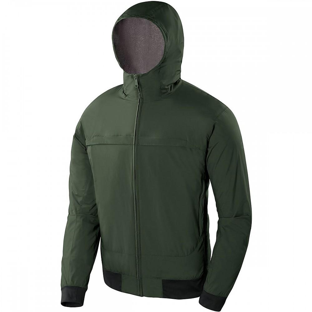 photo: Sierra Designs Outside-In Hoody fleece jacket