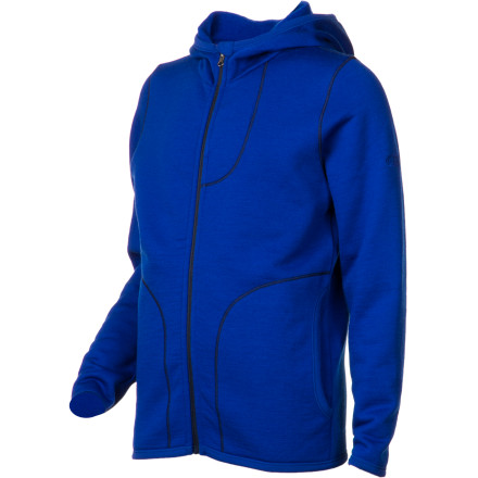 photo: Icebreaker Camper Hoody fleece top