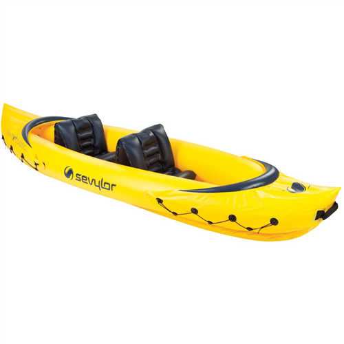 photo: Sevylor Tahiti Classic inflatable kayak