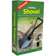photo: Coghlan's Folding Shovel camp shovel/trowel