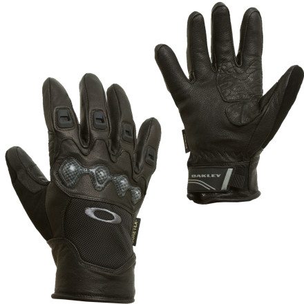 photo: Oakley Winter Assault Glove waterproof glove/mitten